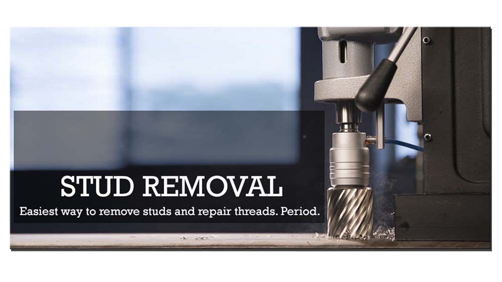Threaded Stud Removal