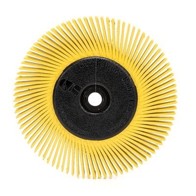Scotch-Brite Radial Bristle Brush