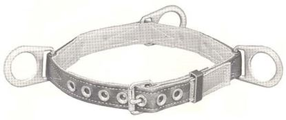Picture of 5443L Belt Safety Lined 3D-L