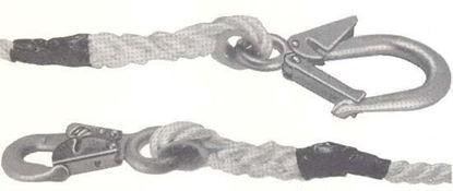 Picture of 5490N-6 Lanyard Nylon 6' Rebar Clip