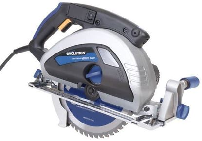 Picture of Evolution  9 Metal Cutting Circular Saw / Includes Blade