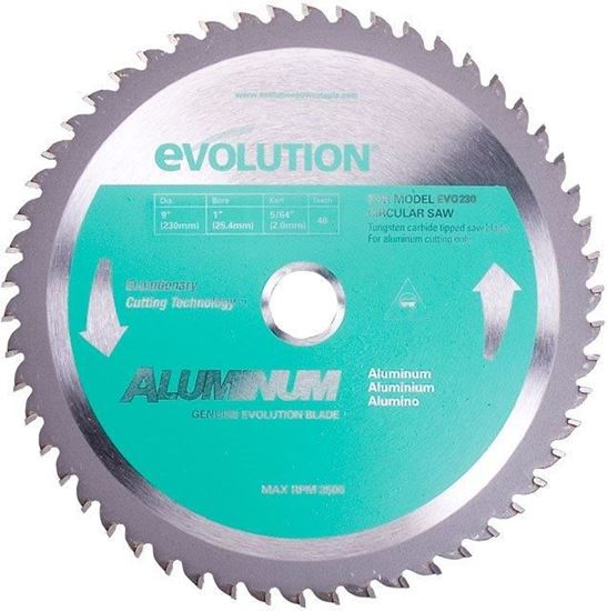 Picture of 14 Aluminum Cutting Saw Blade