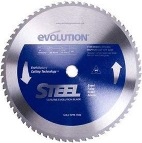Picture of 14 Thin Steel Cutting Saw Blade