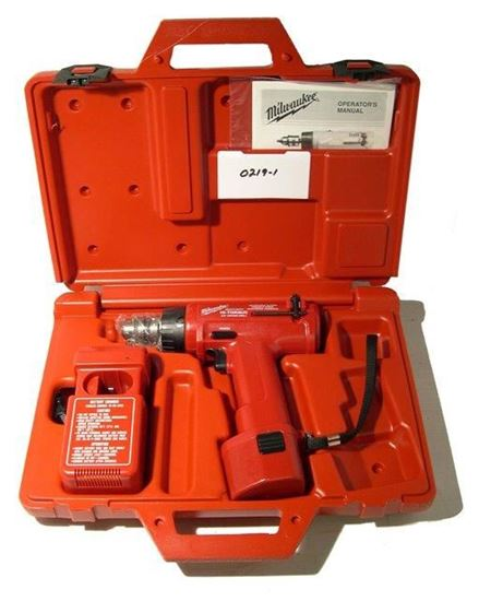 "Picture of 3/8"" Milwaukee Driver/Drill w/case"