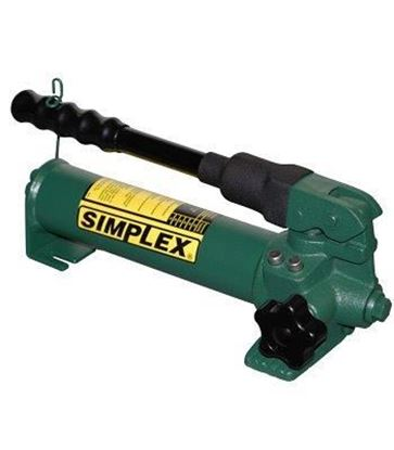 Picture of Simplex Hydraulic Hand Pump P22 /  5 - 10 Ton