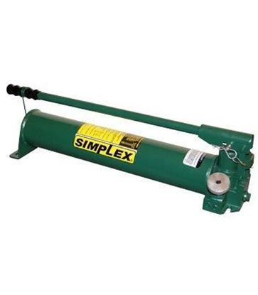 Picture of Hydraulic Hand Pump P143 / 25 - 150 Ton