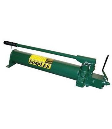 Picture of Hydraulic Hand Pump P140D / 25 - 150 Ton