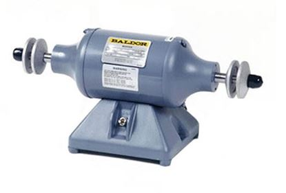 Picture of Industrial Buffer / 3/4 HP / 1800 RPM (332B)