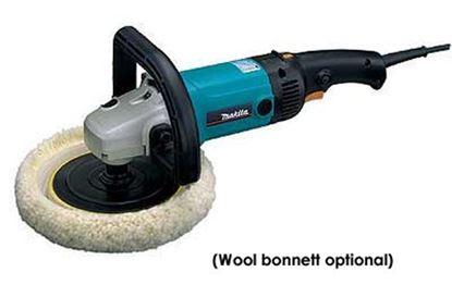Picture of MAKITA Electronic Sander-Polisher 7 (9227C)