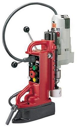"Picture of Milwaukee Magnetic Drill 120V / 4"" Max Diameter (4206-1)"