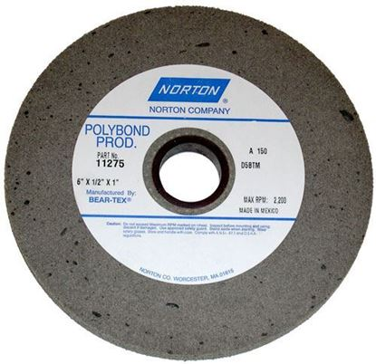 Picture of Polybond Wheel 6 X 1/2 150X / Aluminum Oxide (11275)