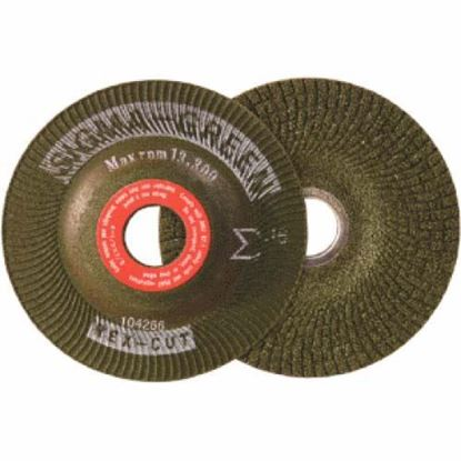 Picture of Grinding Wheel T27 Sigma Green 7 X 7/8 / Stainless Steel / 730003