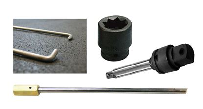 "Picture of Tap Accessories 1-1/4""- 3"""