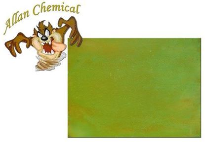Picture of Allan Chemical Green on Brass / Patina - Gallon