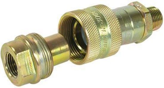 Picture of 3/8 NPTF Hose Coupler