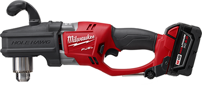 """Picture of MILWAUKEE Hole Hawg 1/2"""" Right Angle Drill  M18 FUEL (2707-22HD)"""