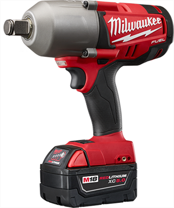 """Picture of MILWAUKEE 3/4""""Dr  High Torque Impact Wrench  w/ring Kit  M18 FUEL (2764-22HD)"""