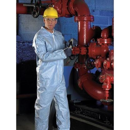 Picture of Disposable F/R Coverall