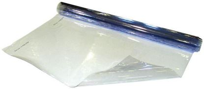 Picture of Clear PVC Roll Blanket 3' X 30' / Class 1 Clear