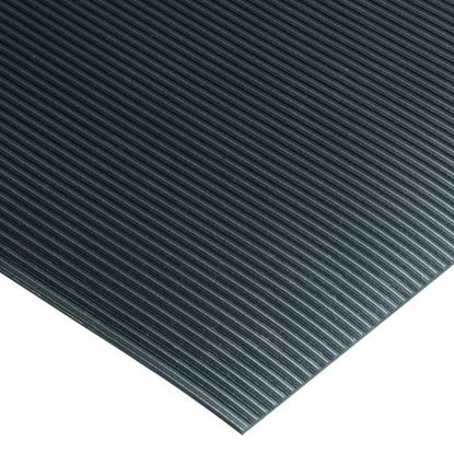 "Picture of Switchboard Matting  1/4"" x 36"" x 36"" / Class 2 (Corrugated)"