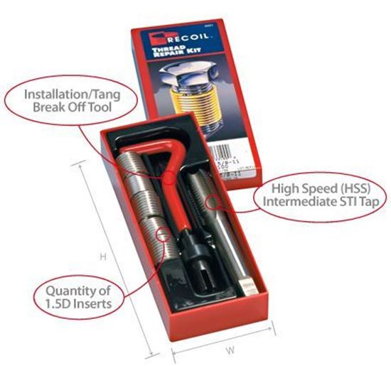 Picture of Metric Thread Repair Kits M10x1.5