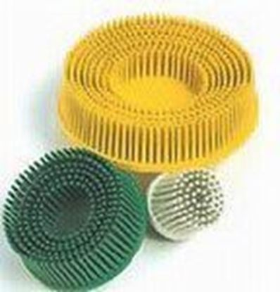 "Picture of Scotch-Brite™ Roloc™ Bristle Discs 2"" 80x"