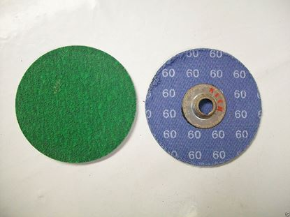 "Picture of Arc Abrasives Sanding Disc 2"" 36X /Zirconia / Type 'S'"