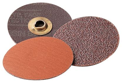 "Picture of Arc Abrasives Sanding Disc 3"" 320X / Type 'S' /  General Purpose"