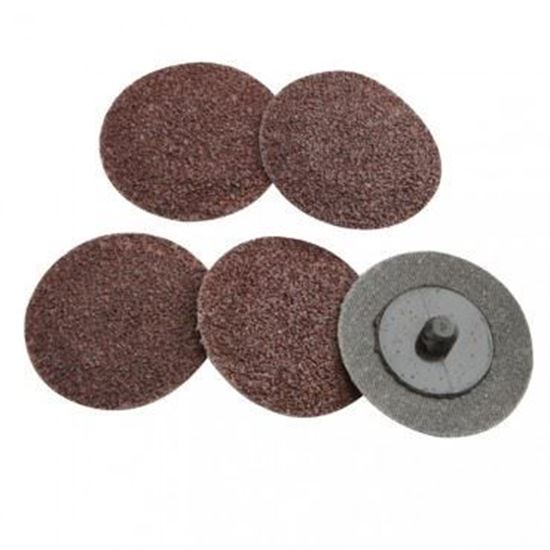"Picture of Arc Abrasives Sanding Disc 3"" 50X / Type 'R' /  General Purpose"