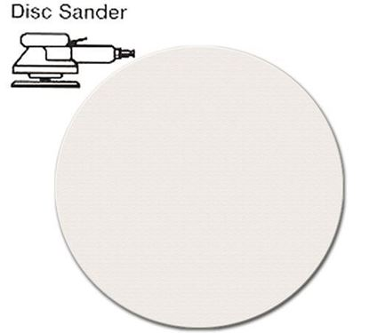 Picture of Trizact Film Disc 5'' / Hookit II / Buff White  (Stainless)