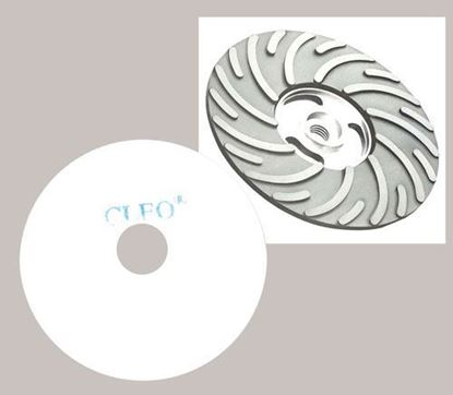 Picture of Polishing Disc / Felt - 7 X 7/8 Arbor Hole