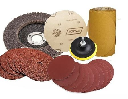 """Picture for category Abrasive Discs 4"""" & 4-1/2"""""""