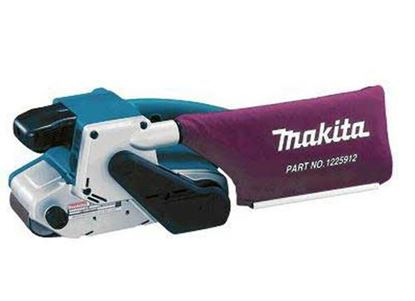 "Picture of Makita Belt Sander | 3"" X 21"" Variable Speed (9903)"