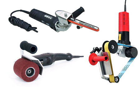 Picture for category Metal Finishing Electric Tools