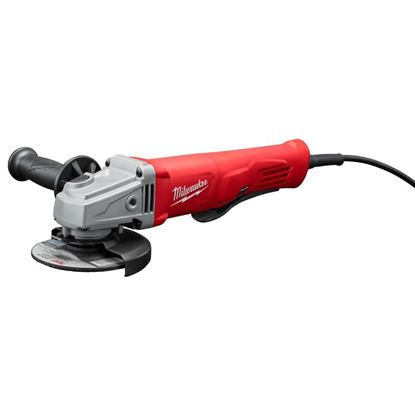 "Picture of MILWAUKEE Electric Angle Grinder | 4-1/2"" (6142-30)"
