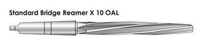 "Picture of Bridge Reamer 1-1/2"" X 10"" X 4MT"