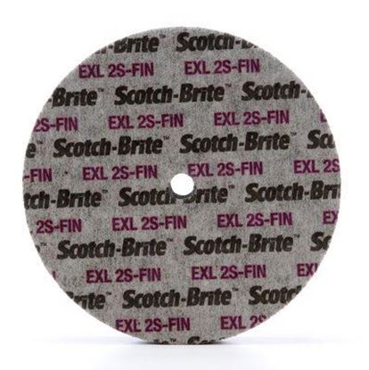Picture of Scotch-Brite™ EXL Unitized Wheel / 3 X 1/4 2SFN (13716)