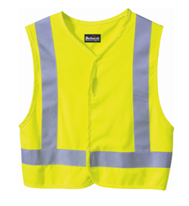 Picture of Hi-Visibility Modacrylic Flame Resistant Safety Vest|