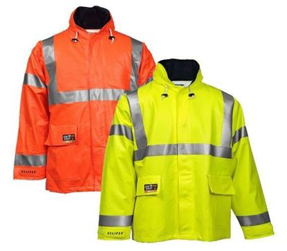 Picture of Flame Resistant Rain Gear / 9 cal|