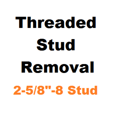 "Picture for category Stud Removal  2-5/8""-8"