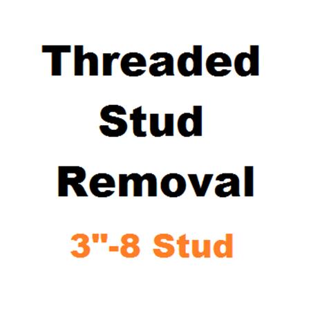 "Picture for category Stud Removal  3""-8"