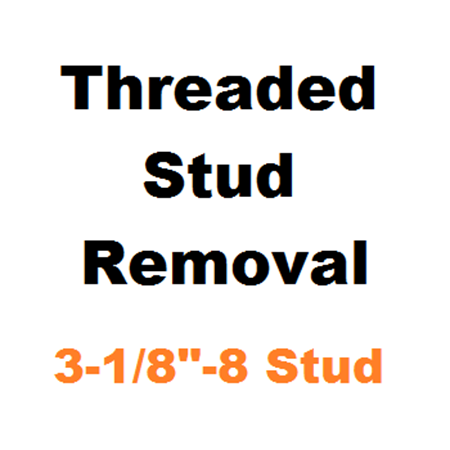 "Picture for category Stud Removal  3-1/8""-8"