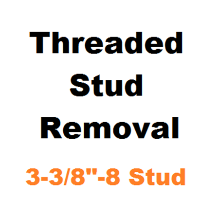 "Picture for category Stud Removal  3-3/8""-8"