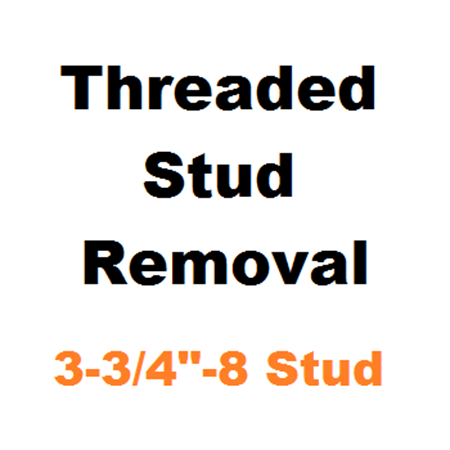 "Picture for category Stud Removal  3-3/4""-8"