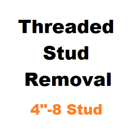 "Picture for category Stud Removal  4""-8"