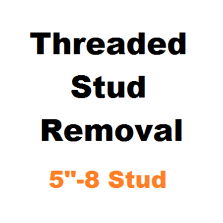 "Picture for category Stud Removal  5""-8"