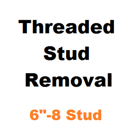 "Picture for category Stud Removal  6""-8"