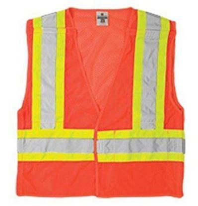 Picture of Hi-Visibility Mesh Breakaway Vest (Orange)
