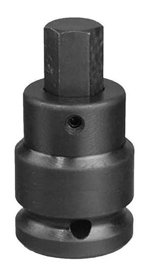 Picture of Metric Hex Bit Impact Socket - 27mm  1-1/2dr