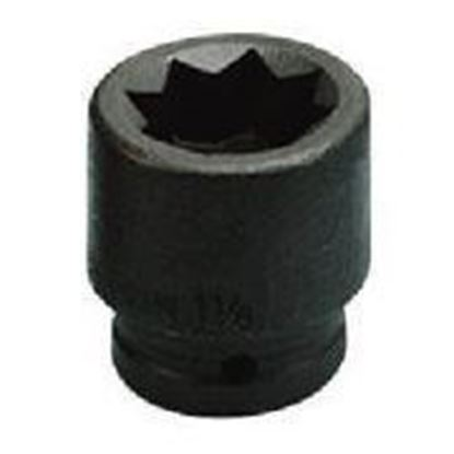Picture of Socket  1/2dr  8pt  13/16""